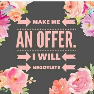 💕Will Consider ALL Reasonable Offers!💕